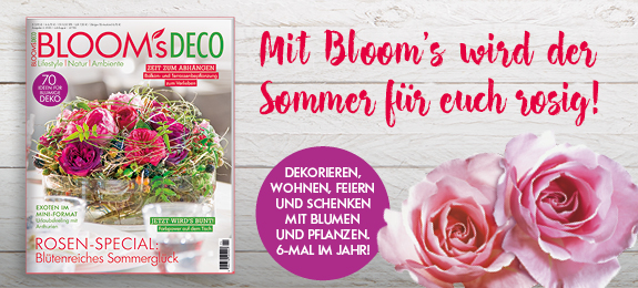 Bloom's 2020/04 Juli/August Cover