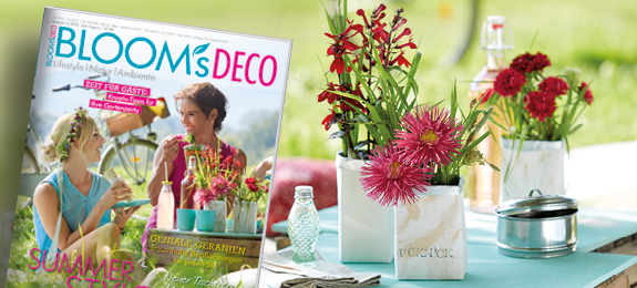 BLOOM's DECO Juli / August 2018