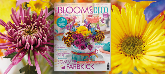 BLOOM's DECO Mai/Juni 2019