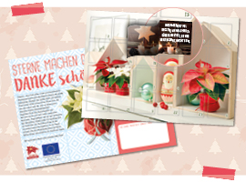 Das perfekte Give-away: der Adventskalender