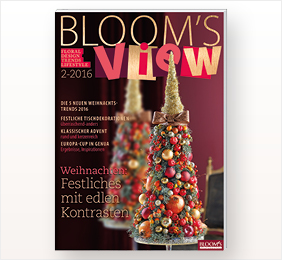 BLOOM's VIEW Herbst | Winter| Weihnachten 2016