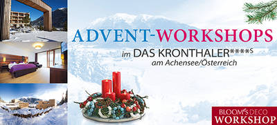 "Advent-Workshop ""Adventliche Vorbereitungen"""