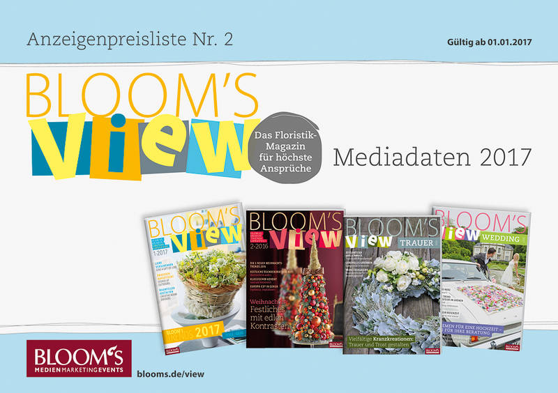 BLOOM's View Mediadaten