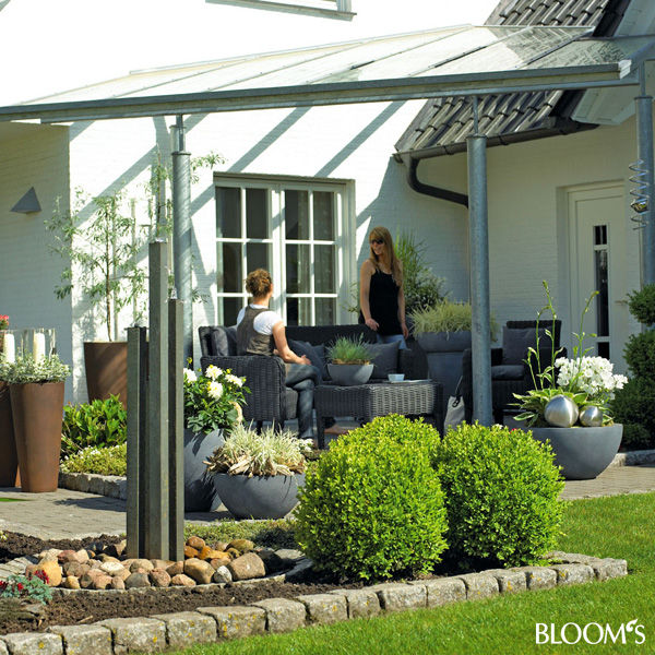 Bloom 39 s album for Terrasse dekorieren modern